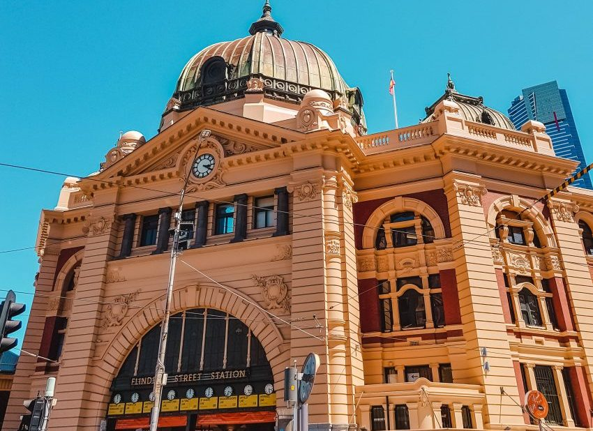 Where to stay in Melbourne - United Backpackers near Flinders Street Station