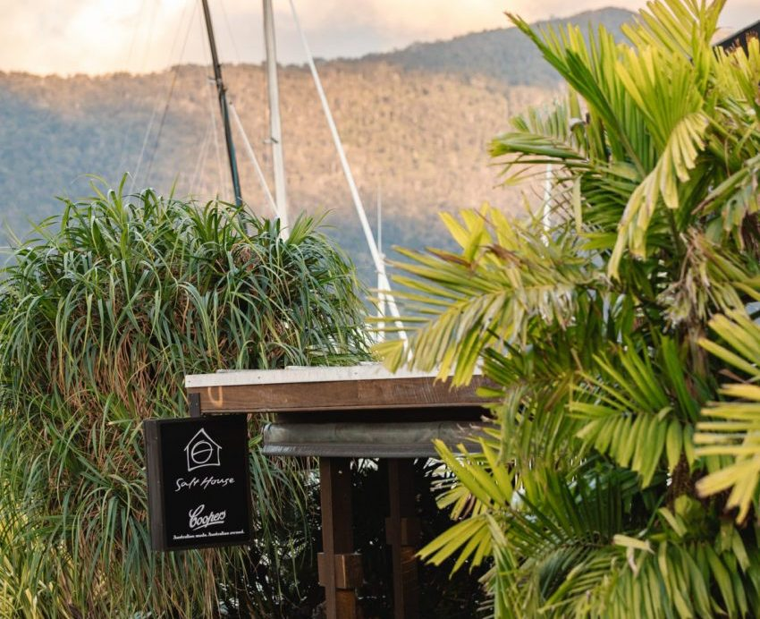Things to do in Cairns - sunset drinks at Salt House
