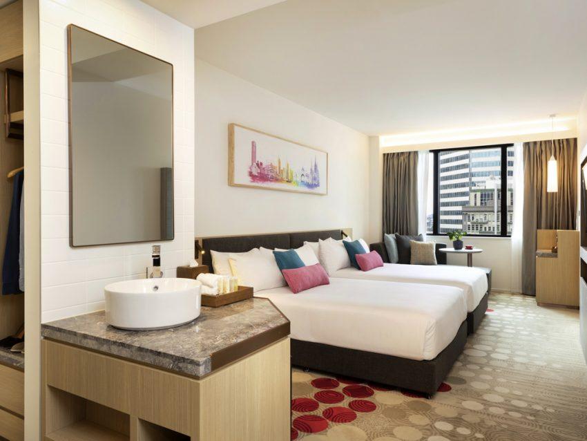 Best mid-range Melbourne hotels - ibis Melbourne Central