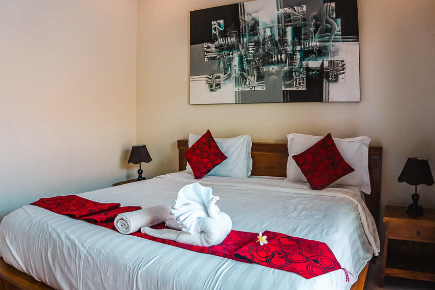 Sanur accommodation: Kamboja Homestay in Sanur, Bali