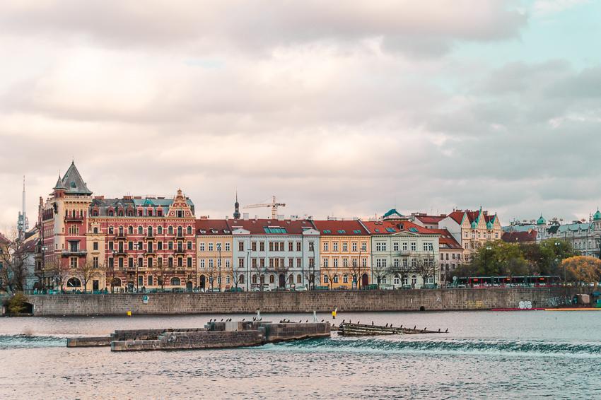 Things to do in Prague - visit Park Kampa