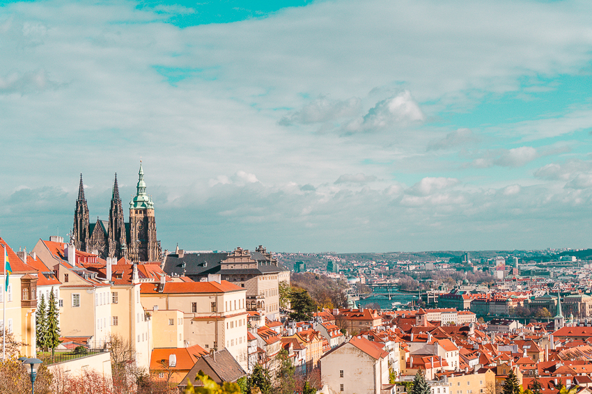 Things to do in Prague - visit Prague Castle