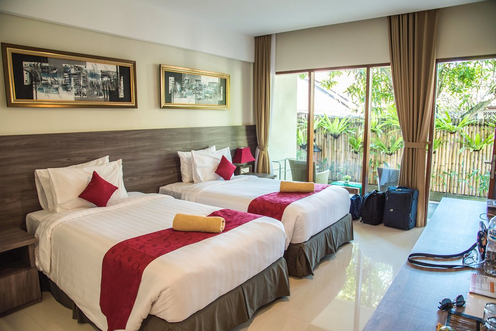 Where to stay in Sanur: Puri Kesari Guest House