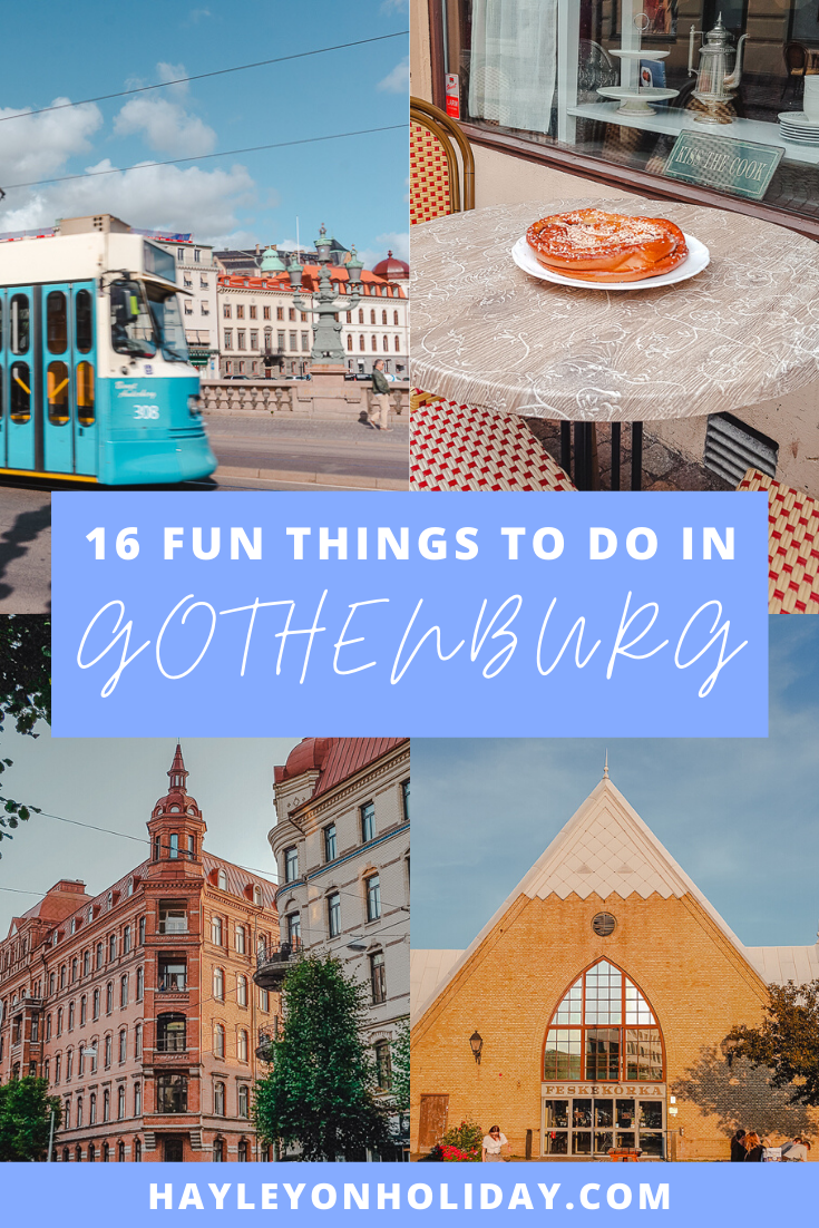 16 fun things to do in Gothenburg, Sweden. Here's what to do in Gothenburg.