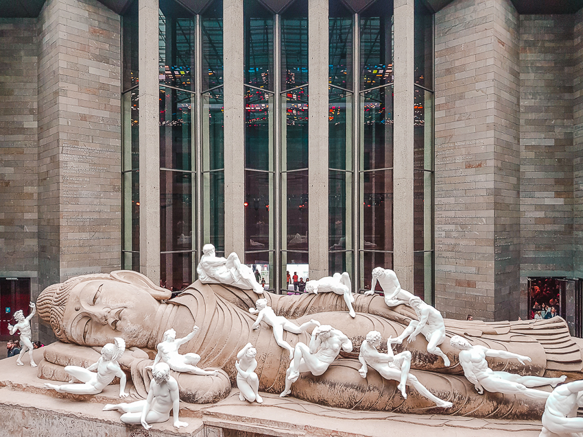 Free things to do in Melbourne: visit NGV International