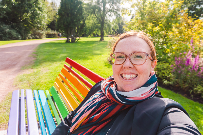 Gothenburg, Sweden. Welcome to the About page for Australian solo travel blogger and travel content writer, Hayley Simpson.