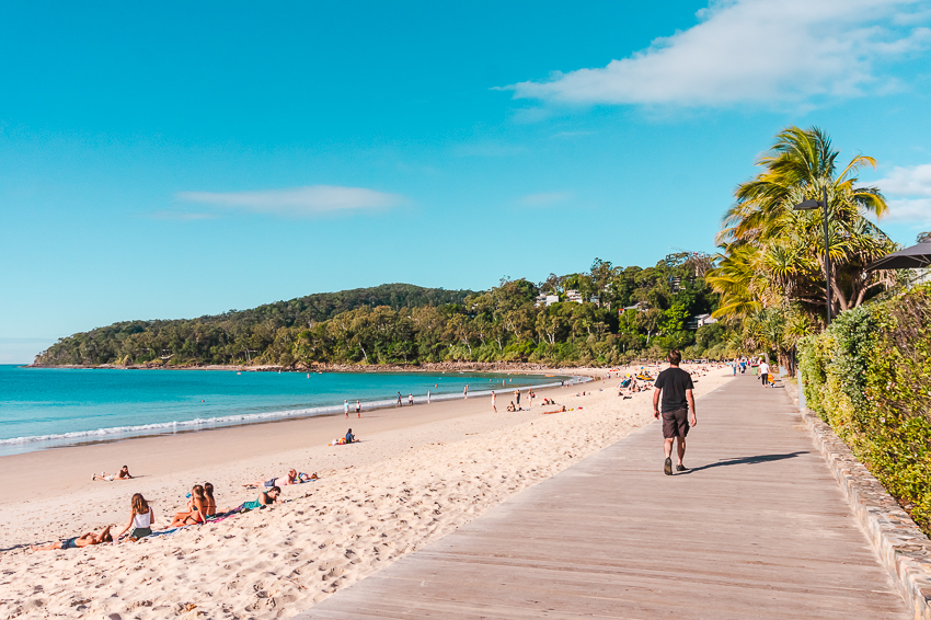 Beautiful Noosa, just one of the places to visit on the Sunshine Coast in Queensland, Australia
