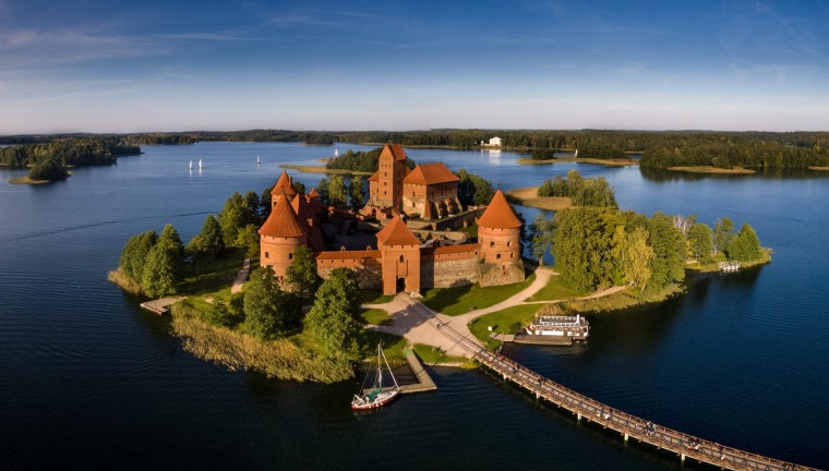 Trakai - a day trip from Vilnius that shouldn't be missed!