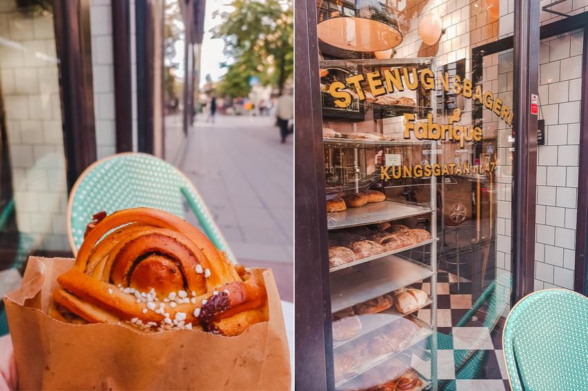 Fabrique Bakery in Stockholm, Sweden
