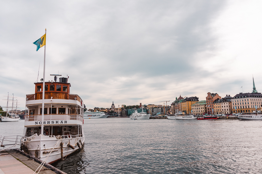 Things to do with one day in Stockholm, Sweden