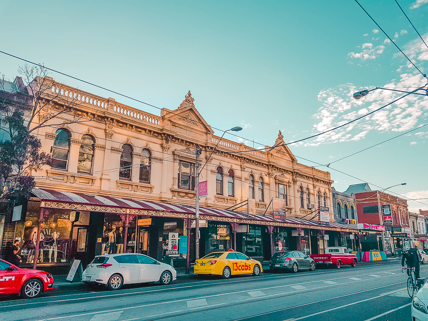 Things to do in Melbourne - go shopping along Chapel Street