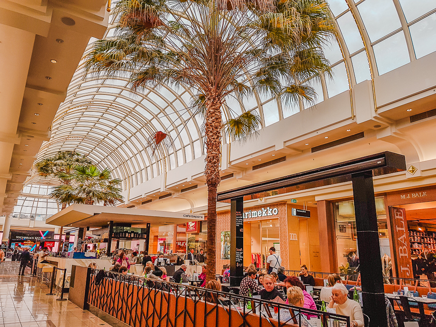 Things to do in Melbourne - go shopping at Chadstone Shopping Centre.