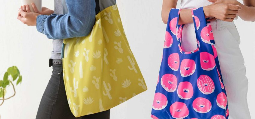 Deciding what to pack? Here's one of my travel essentials - a reusable shopping bag.