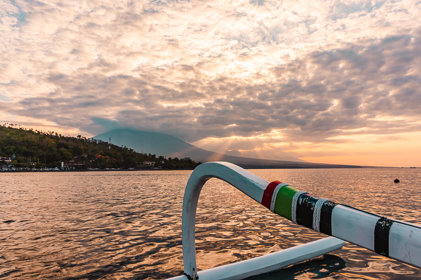 Things to do in Amed, Bali - enjoy a sunset cruise