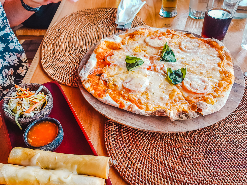 Things to do in Amed, Bali - dine at Gusto Resto