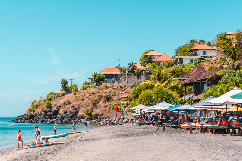 Things to do in Amed, Bali - go snorkelling at Lipah Beach