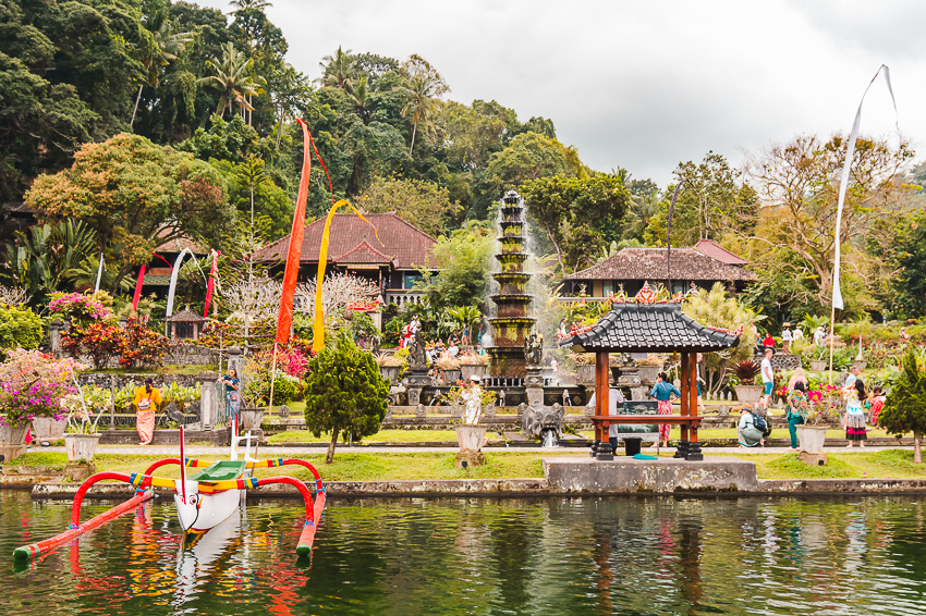 Things to do in Amed, Bali - do a day trip to Tirta Gangga Water Palace (save money).