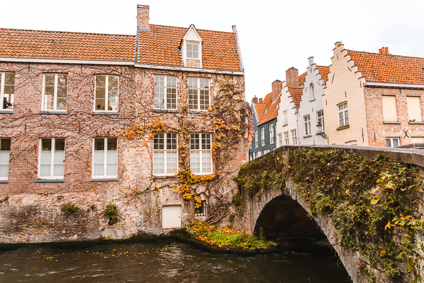 The best places to visit in Bruges - Groenerei