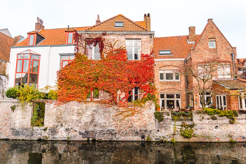 The best places to visit in Bruges - Gouden-Handrei