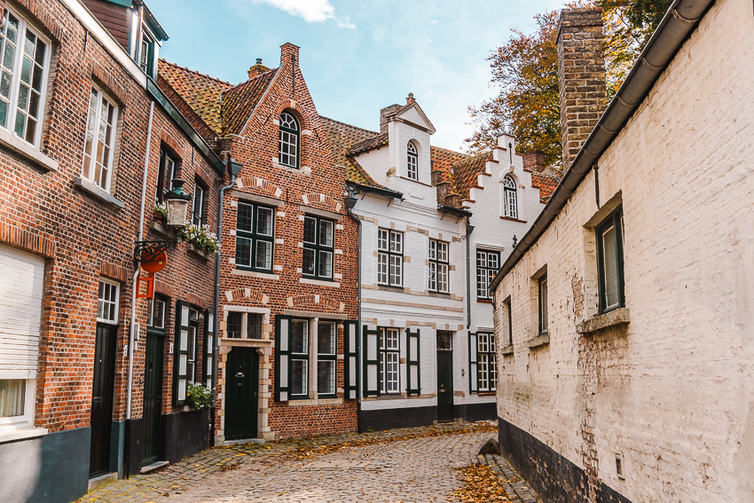 The best places to visit in Bruges, Belgium