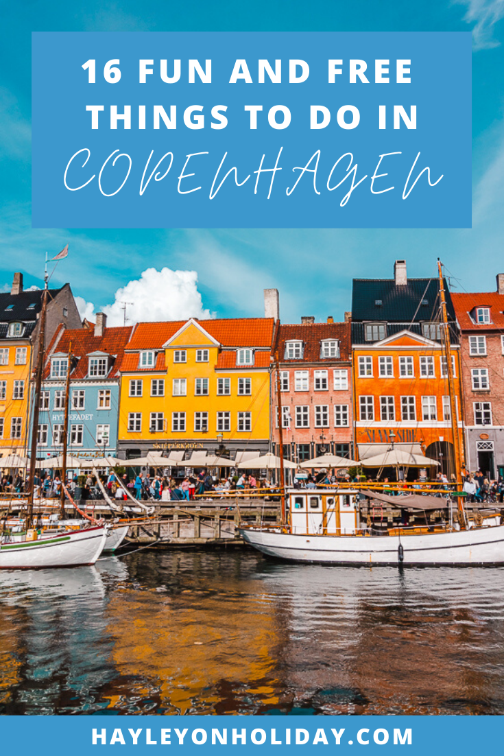 16 fun and free things to do in Copenhagen, Denmark. This budget travel guide includes cheap places to eat and where to stay in Copenhagen on a budget as well.