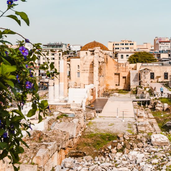 Things to do in Athens in November - visit all of the attractions.