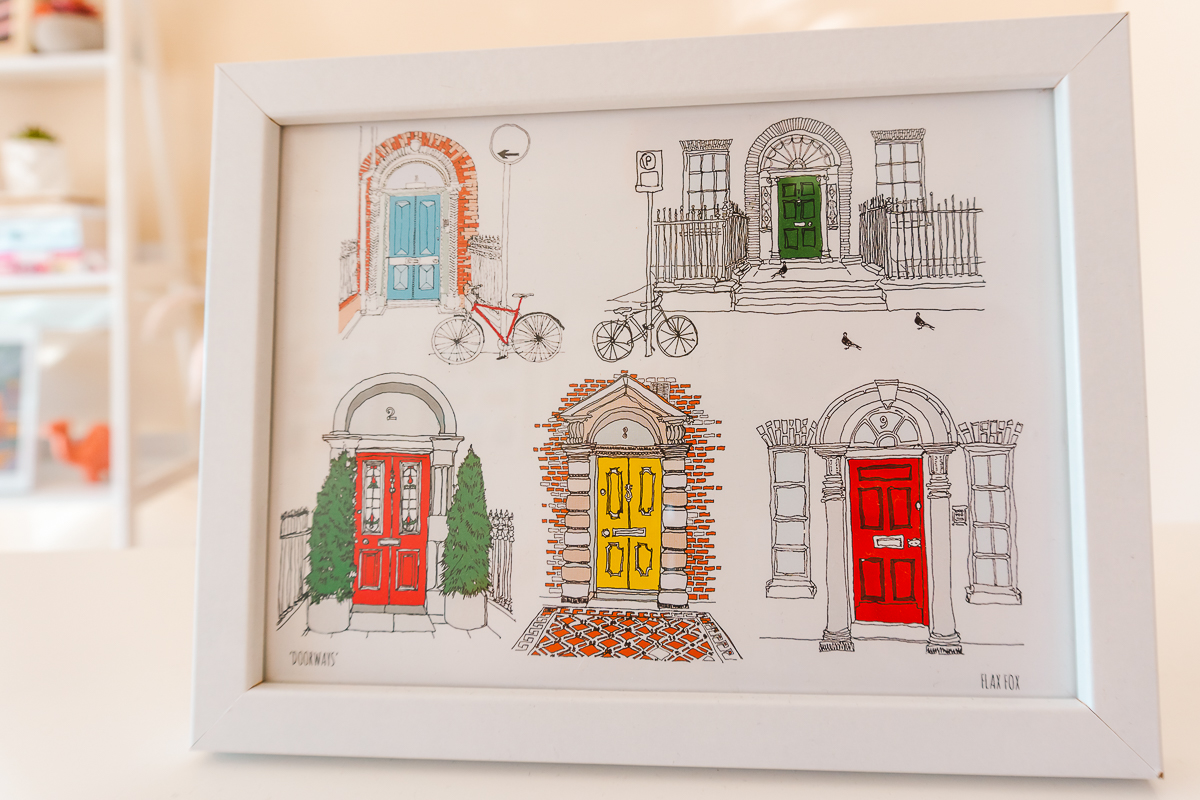 Travel room decor ideas / prints from around the world